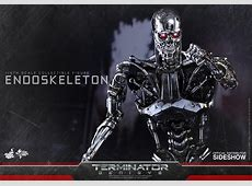 Terminator Endoskeleton Sixth Scale Figure by Hot Toys