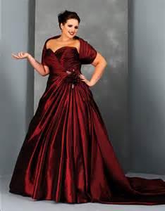 brautkleid mit rot hochzeitskleider für große größen incurvy plus size fashion