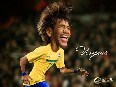 gambar keren neymar