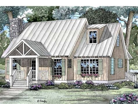 Eplans Bungalow House Plan  Two Bedroom Bungalow 1425