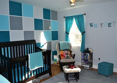 deco chambre bebe bleu gris deco chambre bebe bleu petrole visuel 4