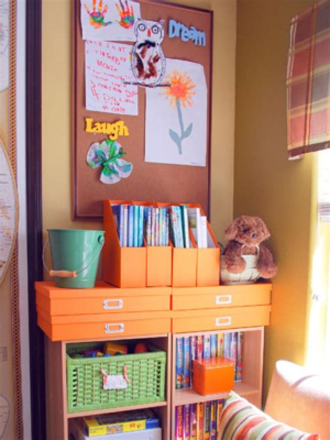 Get Your Kids Organized At All Ages Hgtv