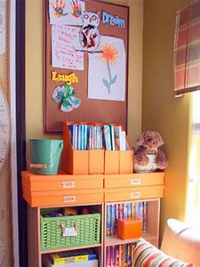 Get Your Kids Organized at All Ages