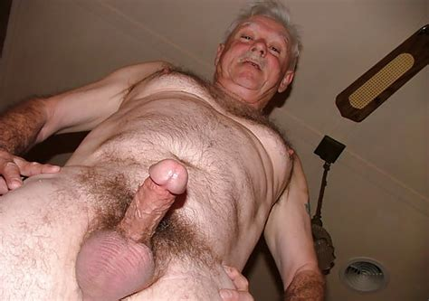 Sexy Silver Daddies Show Their Cock 140 Pics