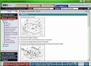 Software De Taller Hyundai H100 1993