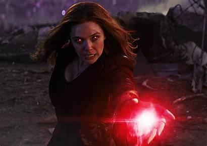 Wanda Maximoff Endgame Avengers Scarlet Witch Olsen