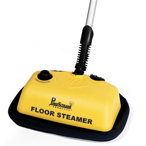 professional floor steamer the hard surface floor steam cleaner hammacher schlemmer