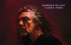 Robert Plant announces new album 'Carry Fire' and UK tour