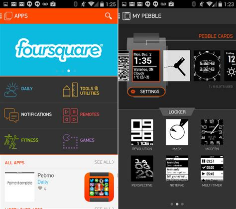 pebble apps for android pebble app arrives for android gets ebay and