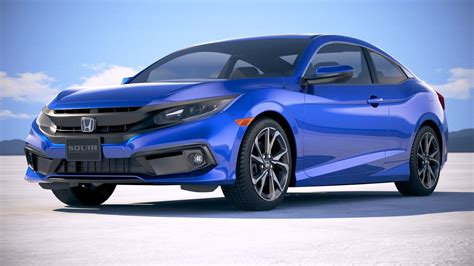 Honda Civic 2019 by Honda Civic Coupe 2019