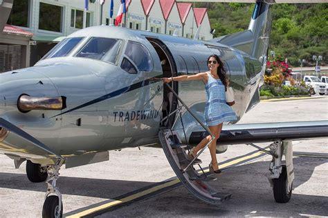 Caribbean Charter Flights - Private Jets   Tradewind Aviation