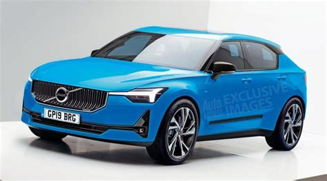 volvo  premium small car targets vw golf