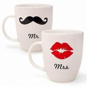 Tasse Mr Mrs : mugs mr et mrs ~ Teatrodelosmanantiales.com Idées de Décoration