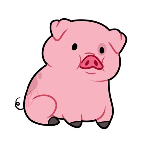 waddles  pig  tumblr