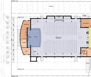 Catholic Church Floor Plan