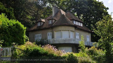 villa d architecte vue mer a vendre houlgate 14510