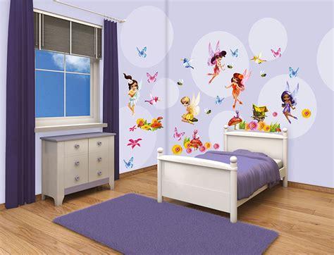 Kinderzimmer Deko Feen by Walltastic Wandsticker Kinderzimmer Blumenelfen M 228 Dchen