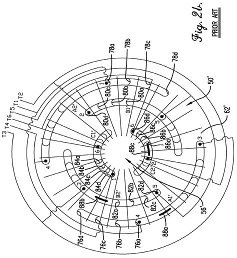 Patent Winding Connection For Three Phase