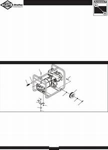 Page 6 Of Briggs  U0026 Stratton Portable Generator 01654 User
