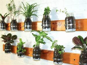 6 Creative hanging gardens that you can make yourself