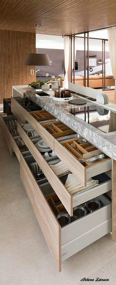 perfect kitchen storage drawers future house ideas
