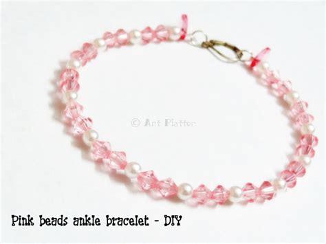 unique cute diy ankle bracelets ideas