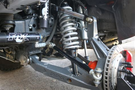 bolt front suspension kit rpg offroad