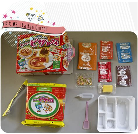 haiku cuisine popin cookin diy japanese kits the cuisinerd