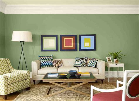 97 modern living room with olive green color schemes