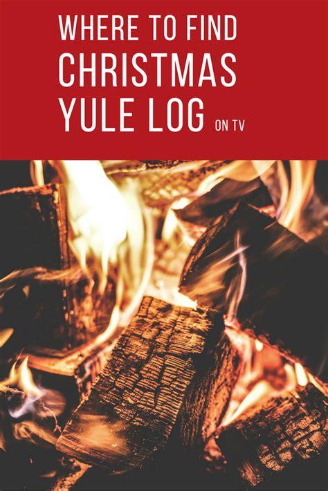 find christmas yule log  tv  youtube