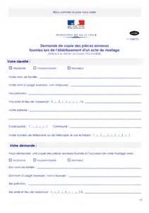 copie acte de mariage modele procuration acte de naissance document