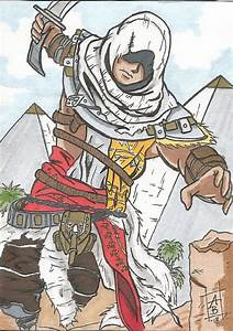 Assassin's Creed: Bayek by Elvatron on DeviantArt