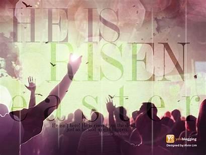 Risen He Christ Jesus Hipwallpaper Christian