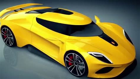Newest Model by Phenomenal New Koenigsegg Legera Concept
