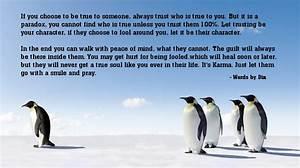 Emperor Penguin rejected by other Penguins – PROPEL STEPS