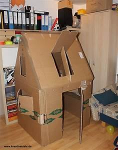 Haus Aus Pappe Basteln : dicker karton zum basteln dansenfeesten ~ A.2002-acura-tl-radio.info Haus und Dekorationen