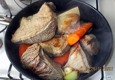 Ar gaļu pildītas pankūkas - Spoki