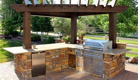 outdoor kitchen design  ideas   blow  mind