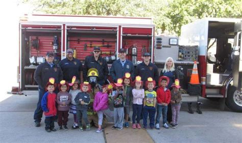 preschool amp daycare in temple the peanut gallery 674 | visit from the fire department at the peanut gallery temple tx 752x446