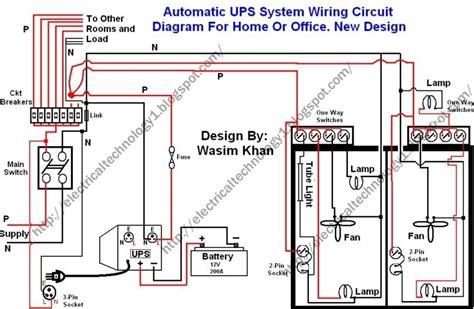 Electrical Wiring Residential Circuit Diagram by Residential Electrical Circuit Diagram Diagrams