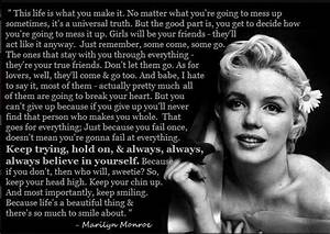 95 best images about Marilyn & Sex Symbol Quotes on ...