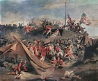 Siege of Yorktown, Sept-Oct. 1783