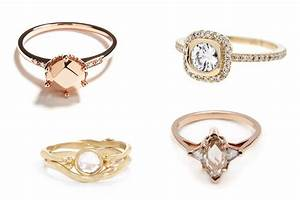 20 unique engagement rings from anna sheffield confetti With strange wedding rings