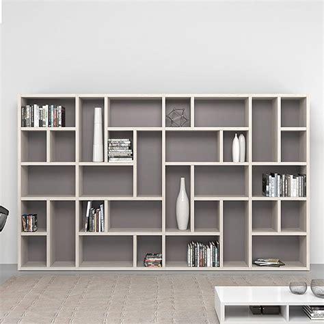modern tall large bookcaselibrary swedish  mobilstella