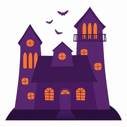 Halloween Illustration Spooky Transparent Haunted Svg Vector