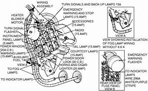 Solved  I Need A Diagrahm For 1991 F250 Power Distribution