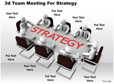 team meeting  strategy  graphics icons