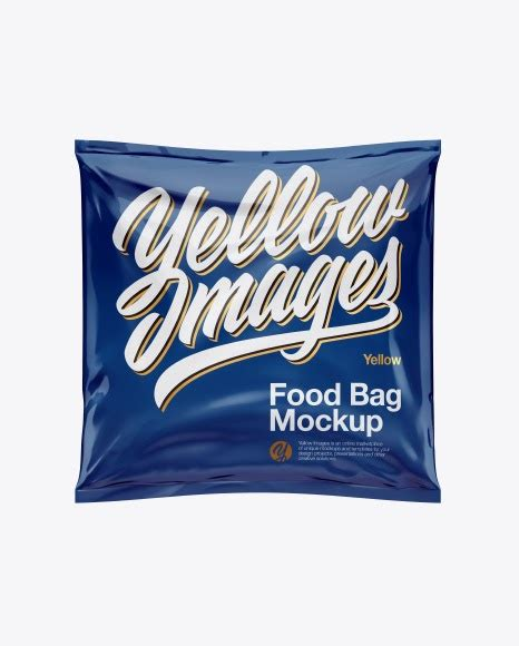 1 psd file 3000 x 3000 px 50 mb. Glossy Food Bag Mockup PSD Template | Mockups Vector Free