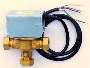 Siemens Motorised Valve Wiring Diagram