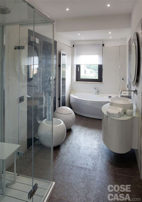 Bagni Per Casa Luminosit 224 E Comfort Per La Casa Dai Volumi Aperti Cose
